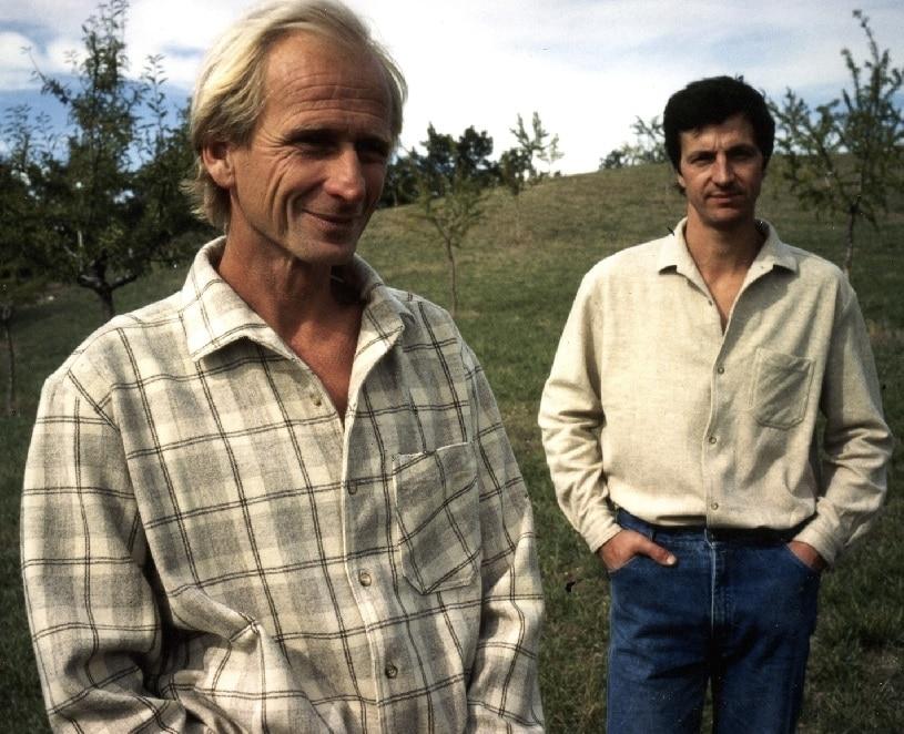 chemise pure laine mérinos blanche filature de chantemerle longo mai ancien modèle