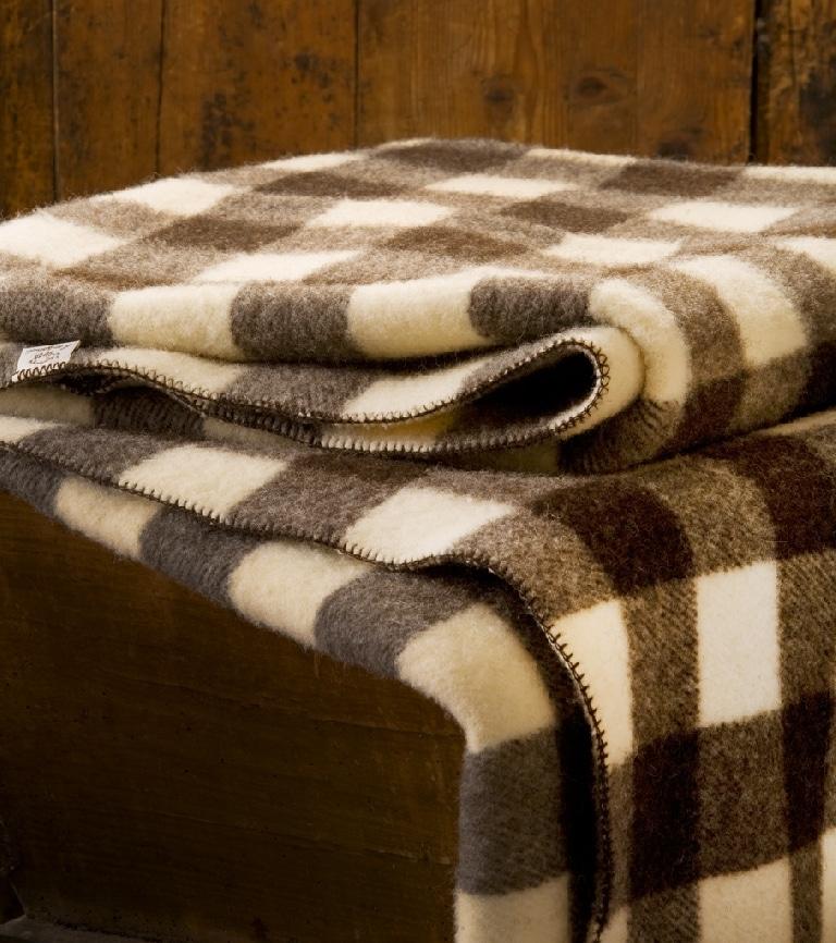couverture pure laine