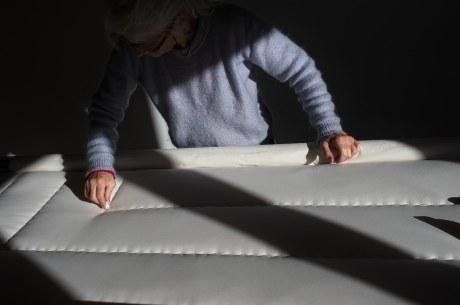 fabricant couette en laine