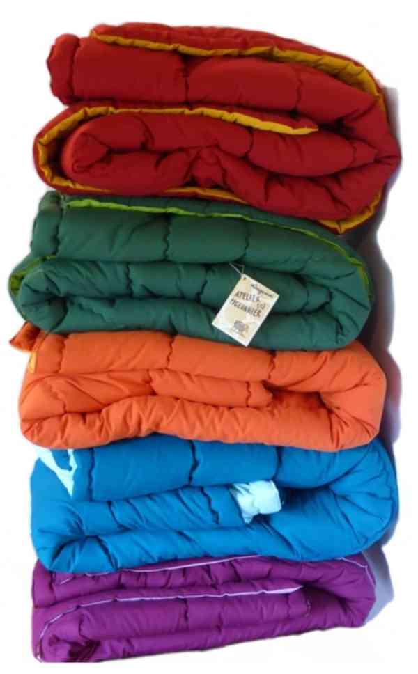 couette en laine sur mesure