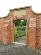 Walled kitchen garden (2015)