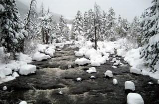 Winter on the Popo Agie