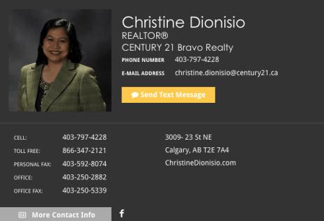 Christine Ad