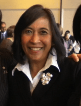 Engr. Lulu Lugue, City of Calgary Senior Process Engineer