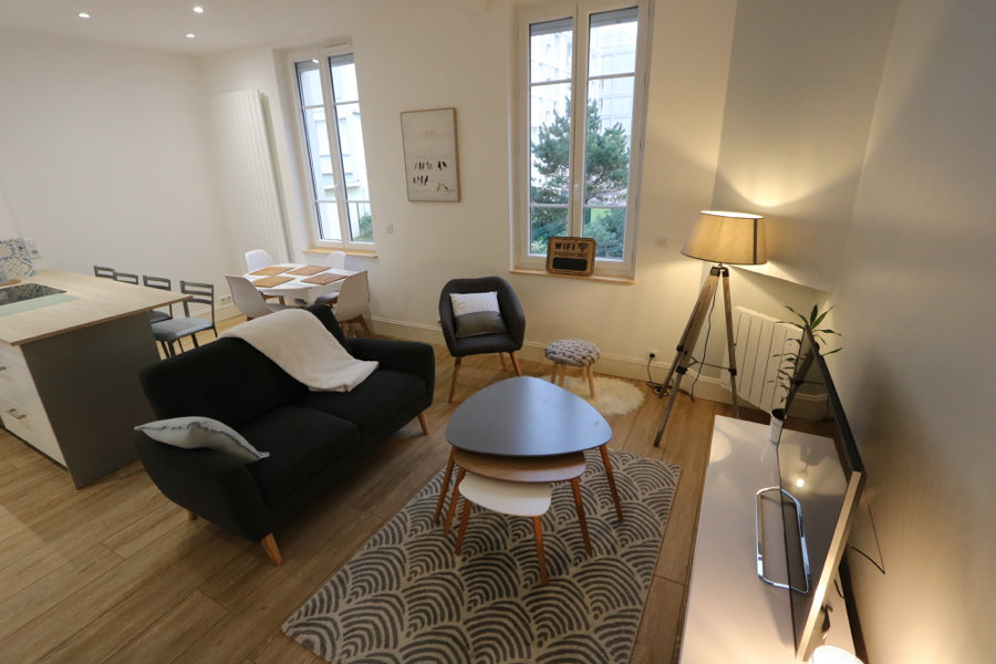 location appartement le havre perrey