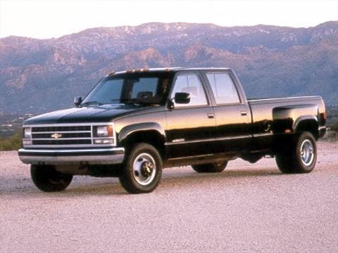 1992 Chevrolet 3500 Crew Cab   Pricing, Ratings & Reviews