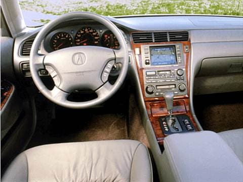 2001 Acura Rl Pricing Ratings Amp Reviews Kelley Blue Book