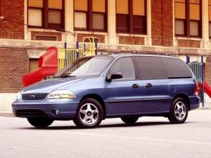 2002 Ford Windstar Passenger | Pricing, Ratings & Reviews