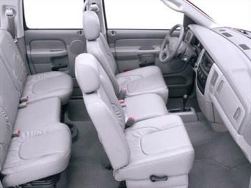 2003 Dodge Ram 2500 Quad Cab Interior