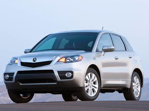 2010 Acura RDX Pricing Ratings Amp Reviews Kelley Blue Book