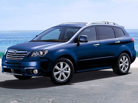 2012 Subaru Tribeca Pricing Ratings Amp Reviews Kelley