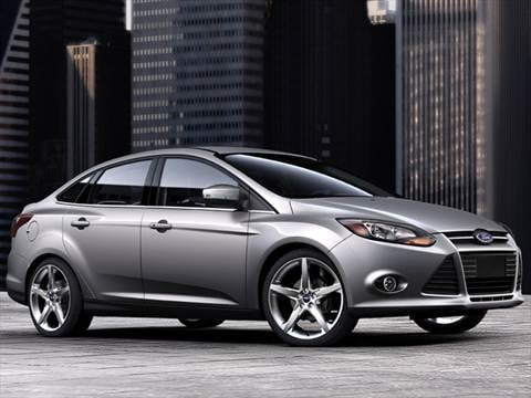 2013 Ford Focus Pricing Ratings Amp Reviews Kelley Blue