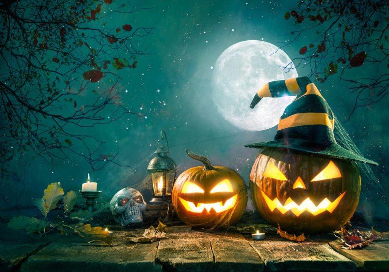 Хэллоуин – ночь мертвецкого гламура и загробного юмора
