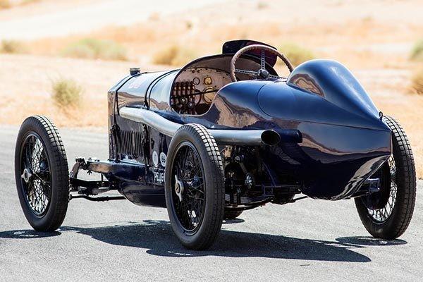 L45 Grand Prix Two-Seater rear angle
