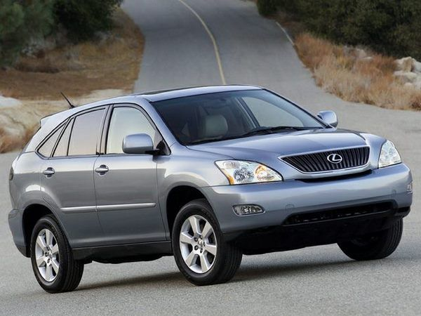 The 2005 Lexus RX330