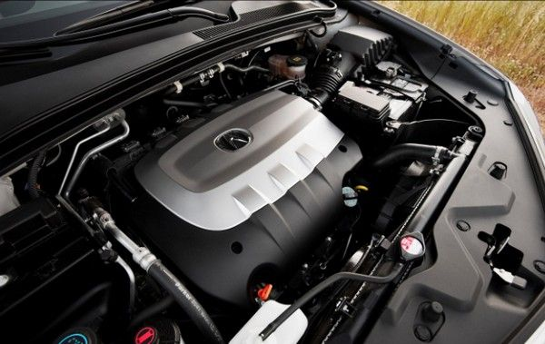 Acura ZDX 2010 engine