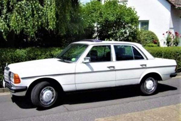 Mercedes Benz 230e 1980