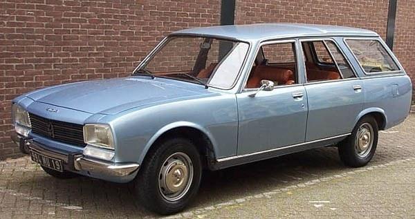 Peugeot 504 Station-wagon 1978