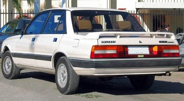 Peugeot 505 Evolution 1991