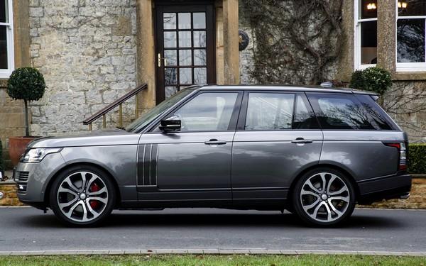 Range Rover SV Autobiography Dynamic - 2016