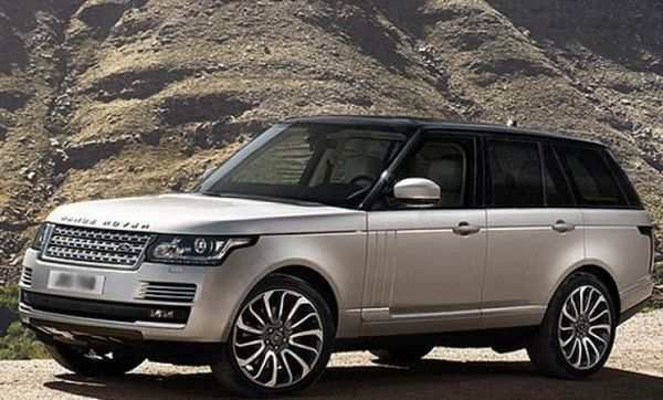 Range Rover Fourth Edition - 2012