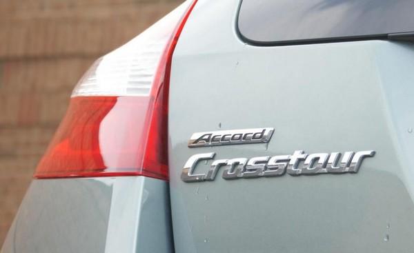 Honda Crosstour 2010 badge