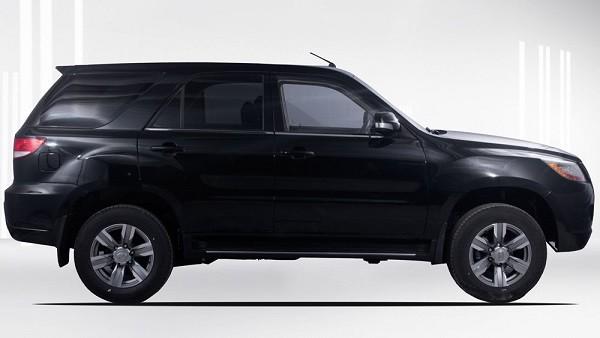 Innoson G5 SUV side view