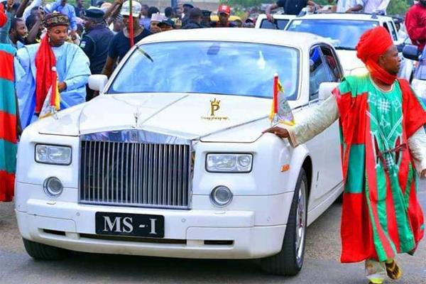 Emir-of-Kano-Rolls-Royce