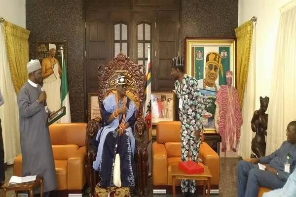 Oba-of-Lagos