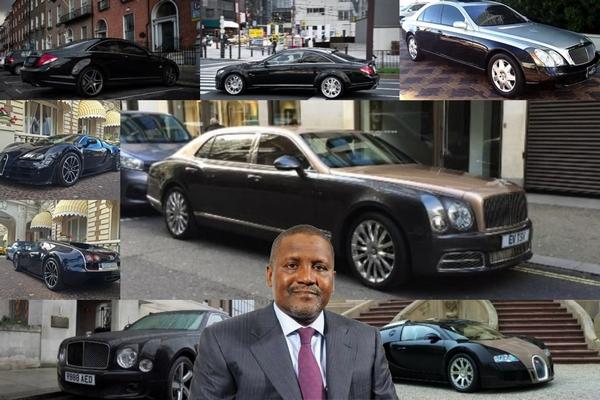 #1. Aliko Dangote (Nigeria) –  net worth of $8.4 billion