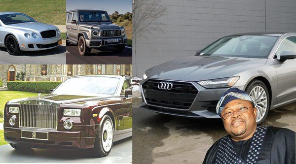 Mike-Adenuga-Car-collection