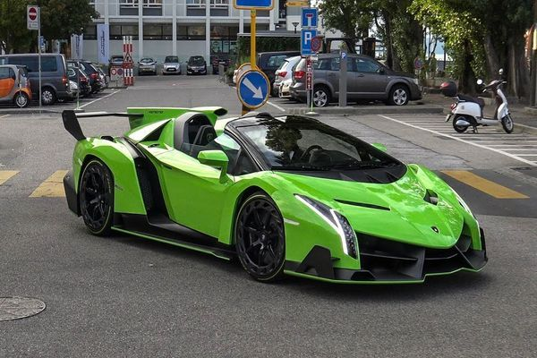 Prices of Lamborghini Veneno in Nigeria