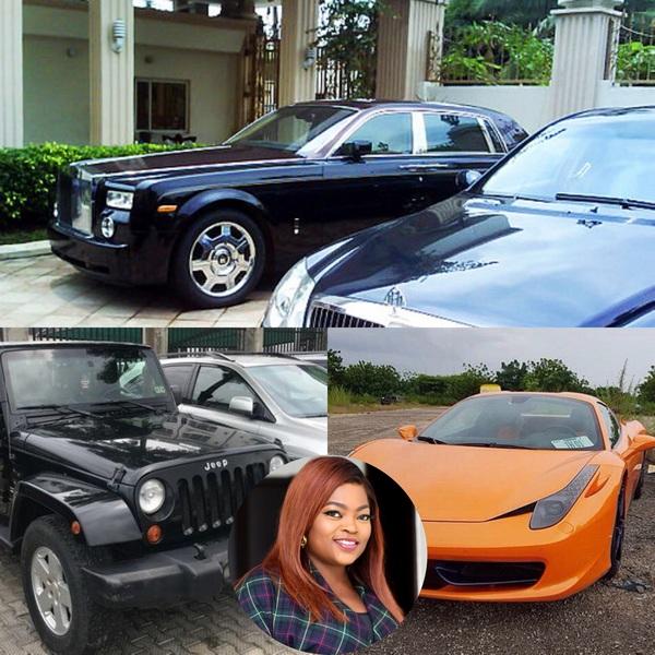 Funke-Akindele-cars