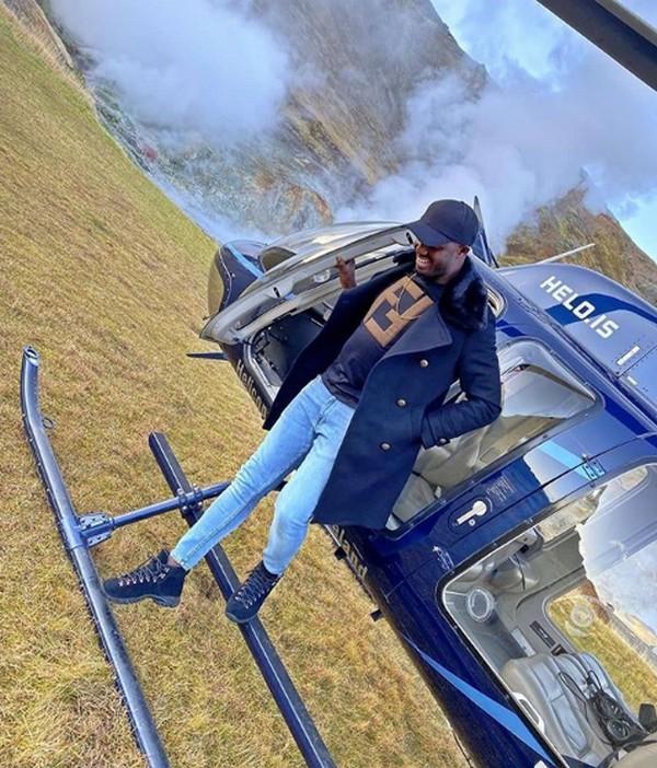 Jowi Zaza Helicopter
