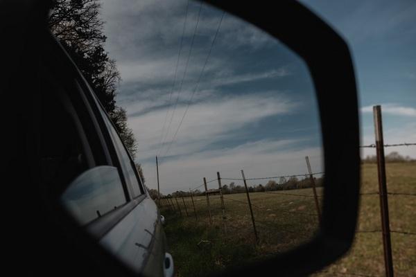 side-mirror-of-a-car