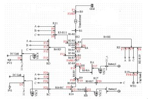 Protection of Low Voltage CIGRE Distribution Network