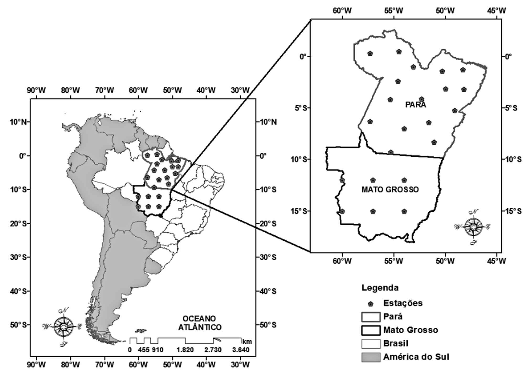 Mean And Interannual Variability Of Maize And Soybean In