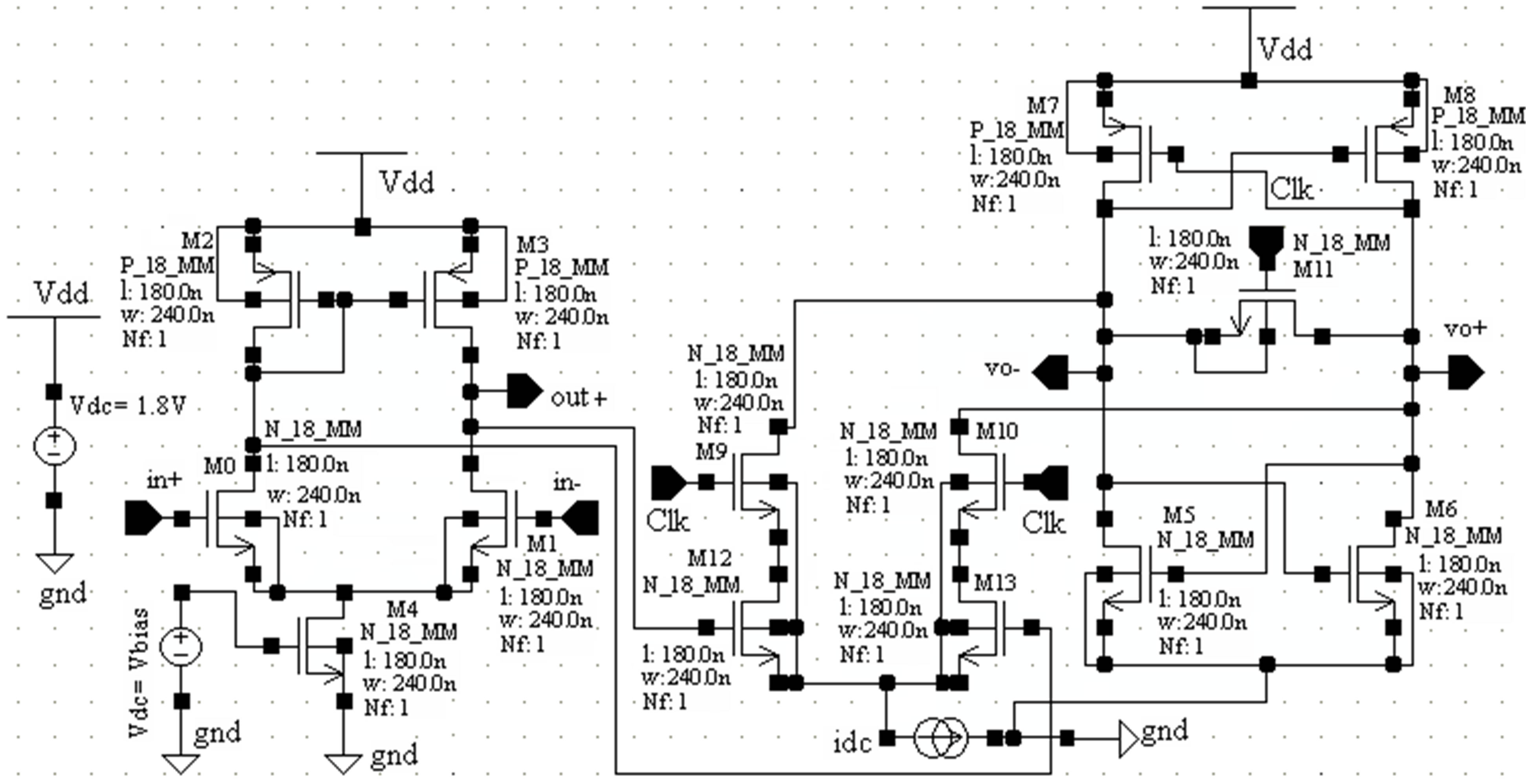 Design Of Low Power And High Speed Cmos Comparator For A D