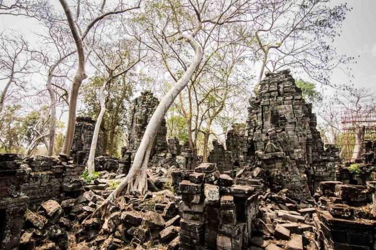 班迭奇马寺(Banteay Chhmar)