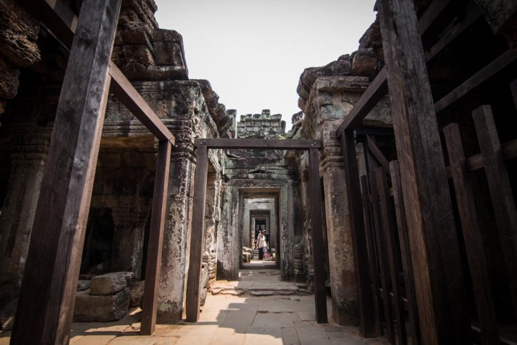 圣剑寺 (Preah Khan)