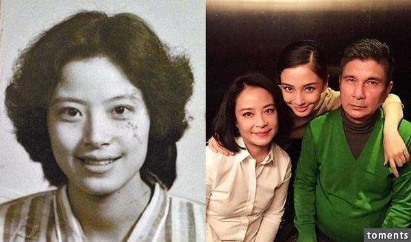 演藝圈女神們的媽咪原來都這麼美!神基因 讓看到媽媽真面目的人都被嚇傻了!