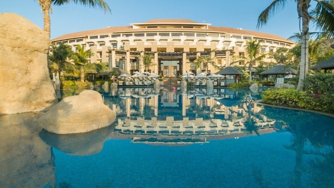 Sofitel Dubai The Palm Luxury Apartments