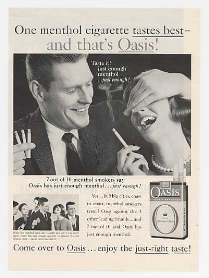 Vintage Tobacco Cigarette Ads Of The 1960s Page 36