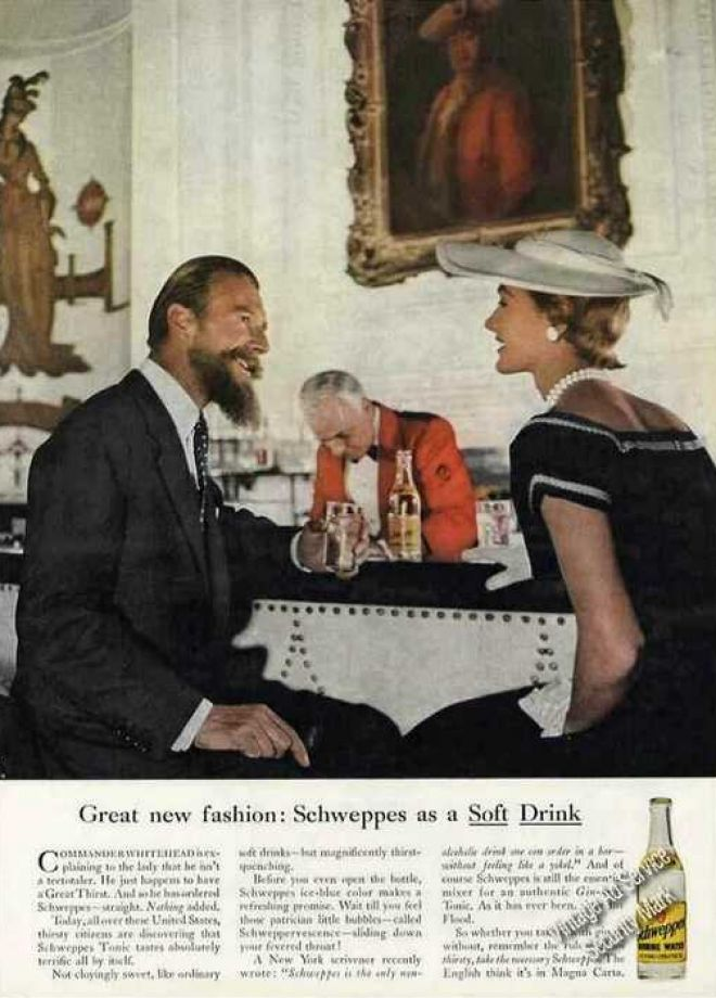 Vintage Drinks Advertisements Of The 1950s Page 38
