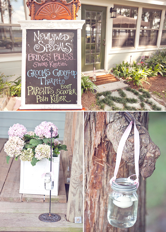 Real Rustic Wedding Decorations