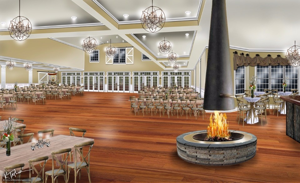 Introducing Jersey S Newest Upscale Rustic Venue Bear Brook Valley