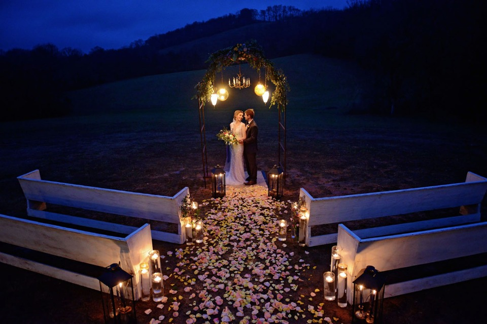 Twinkle Twinkle Little Starry Night Wedding Ideas