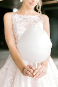 Image result for cotton candy bridal bouquets