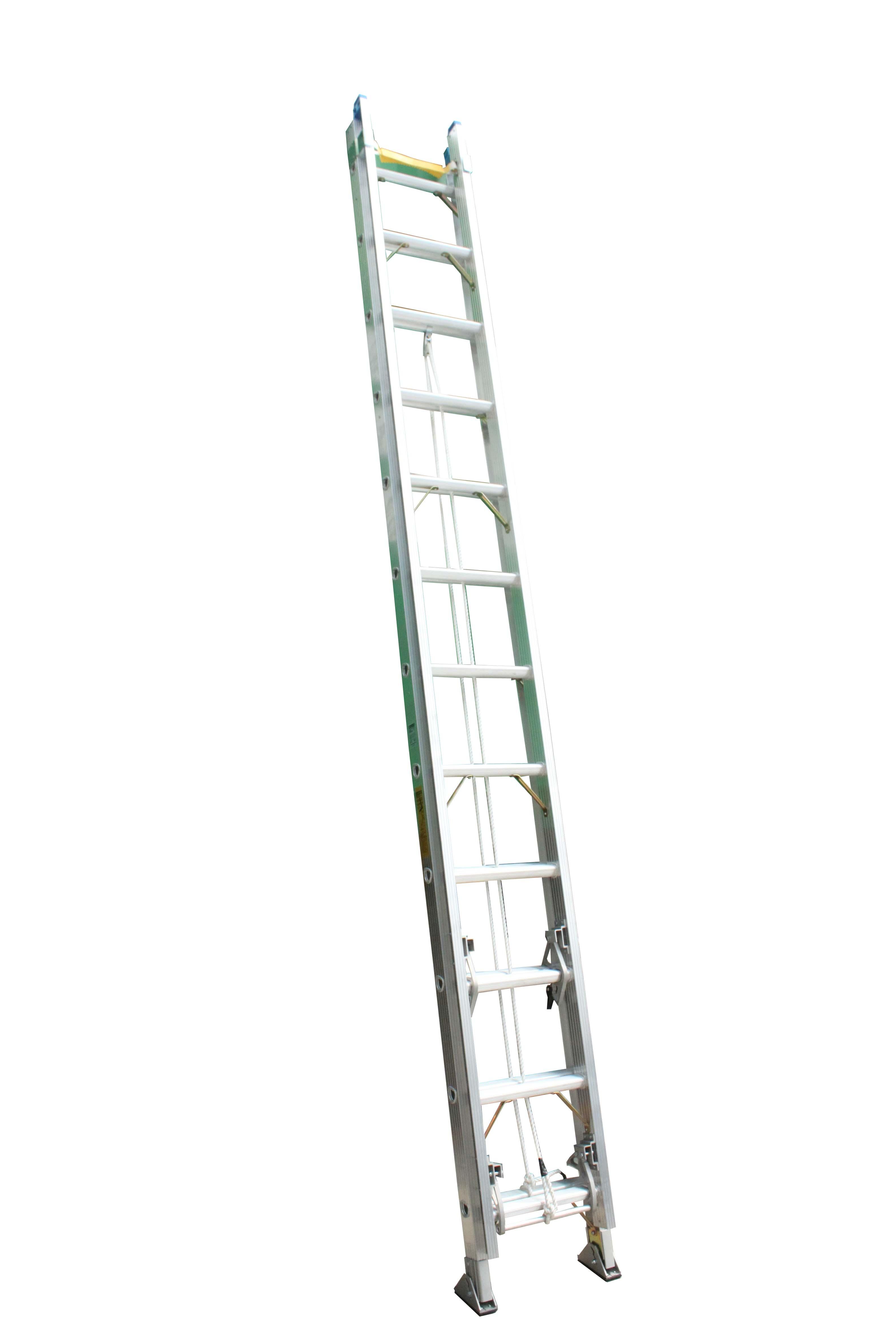 Taiwan Ax Aluminum D Rung Extension Ladder