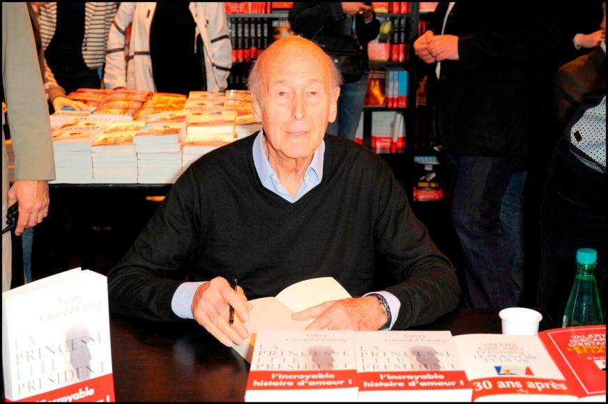 Valéry Giscard d'Estaing : pourquoi l'ancien président n ...